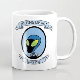 Alien Commander Coffee Mug
