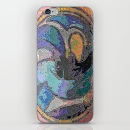 The Mark Of Authenticity iPhone Skin