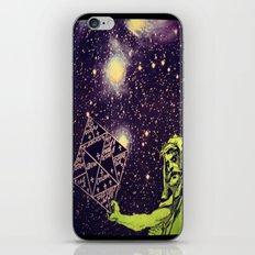 Dark Spell of Subversion iPhone & iPod Skin