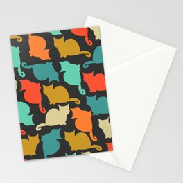 Cats and kittens Stationery Cards