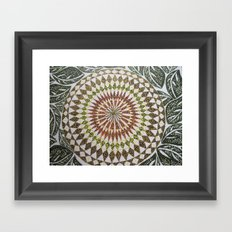 Flower #2 Framed Art Print