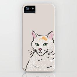 Filadelfio iPhone Case