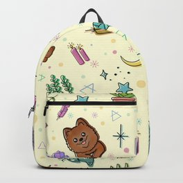 Georgie's Print Backpack