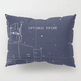 Optimus Star Chart Pillow Sham