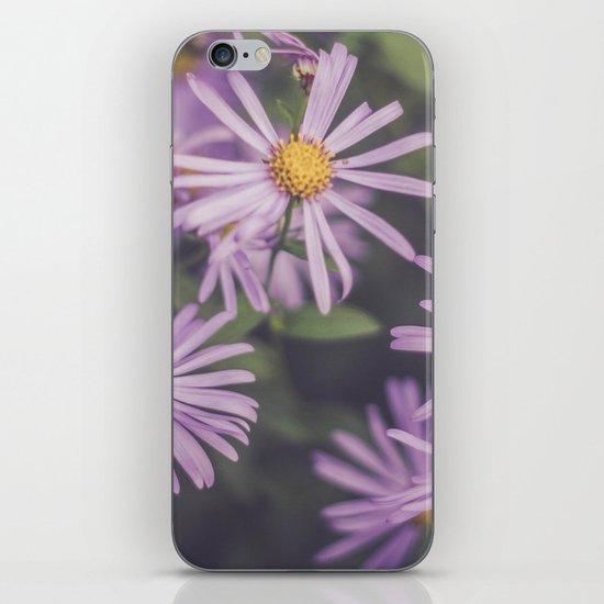 purple II iPhone & iPod Skin
