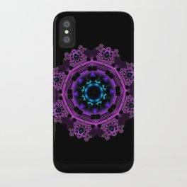 Celtic Brooch iPhone Case