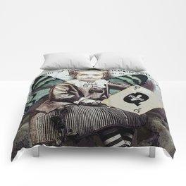 Good To Be Queen Comforters