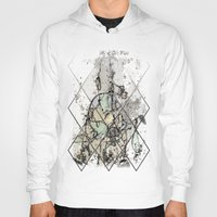 starry night Hoodies featuring Starry Night by Heidi Fairwood