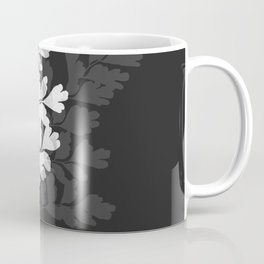 Watercolor Leaves 14 dark Coffee Mug