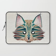 blue cat  Laptop Sleeve