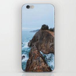 Cliffs of Oregon iPhone Skin