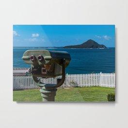 Nelson Bay Lighthouse Metal Print