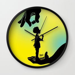 The Chosen (Boy) Wall Clock