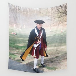 Battle of Concord, MA Wall Tapestry