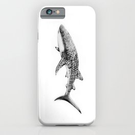 Whale Shark iPhone Case