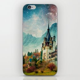 Faerytale Castle iPhone Skin