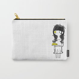 Lemon Squeeze by Sarah Pinc Carry-All Pouch