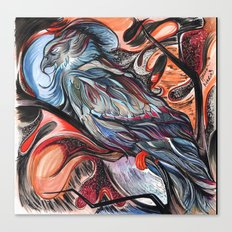 Desert Eagle Canvas Print