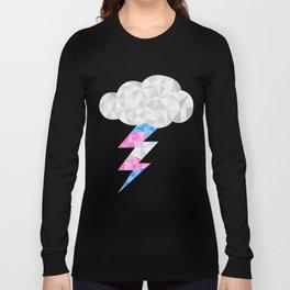 Transgender Storm Cloud Long Sleeve T-shirt