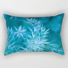 ENCHANTED GREEN #1 #art #society6 Rectangular Pillow