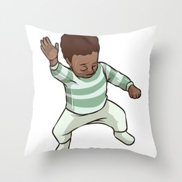 Nae Nae Baby Throw Pillow