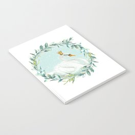 White Swan Notebook