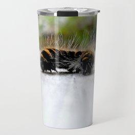 Wannabe Tiger (Fox Moth Caterpillar) Travel Mug