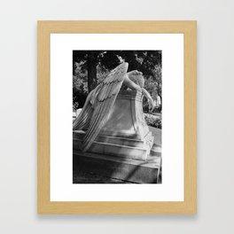 Cemetary4 Framed Art Print