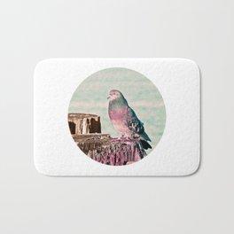 Gentleman Pigeon Bird Northwest Wildlife Bath Mat