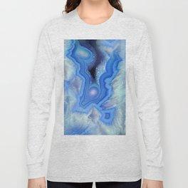 Blue Sky Stone Long Sleeve T-shirt