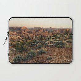 Monument Valley Morning Laptop Sleeve