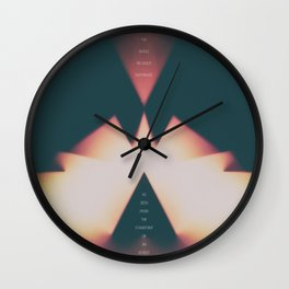 The Whole Religious Experience As Seen From The Standpoint Of An Atheist Wall Clock