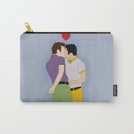 Klaine Kissing Carry-All Pouch