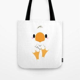Chocobo Chick Tote Bag