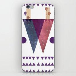 DoubleDualityPop iPhone Skin