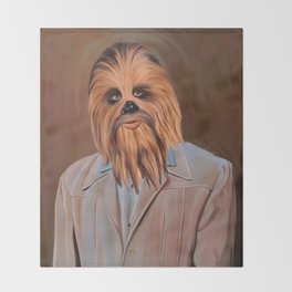 The Chewy Throw Blanket