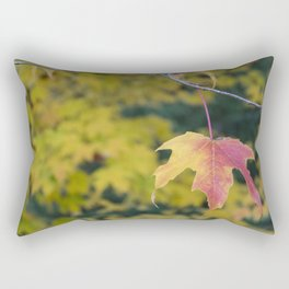 Acer Leaf Rectangular Pillow