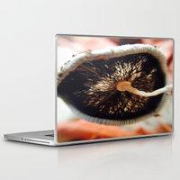 mushroom Laptop & iPad Skins featuring Mushroom by UMe Images