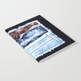 Rough Sea Notebook