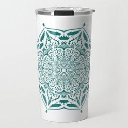 King's rest Mandala Travel Mug