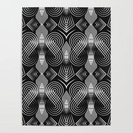 Art Deco. Diva 27 . Poster
