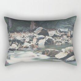 a magical place ...  Rectangular Pillow