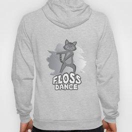 Floss Dance Move Cat Hoody