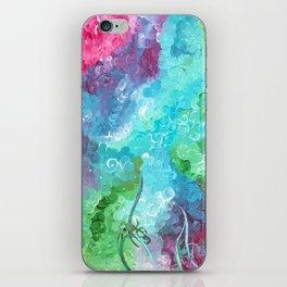 Cosmic Birth iPhone Skin