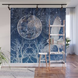 The Temple of the Full Moon Wall Mural