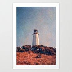 summer soul Art Print