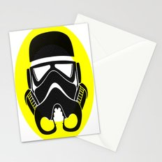 Trooper #M55 Stationery Cards