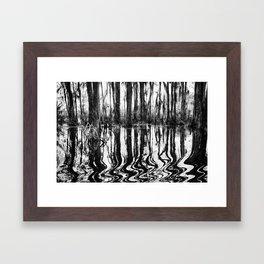 Bayou III Framed Art Print