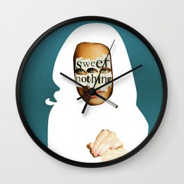 Das Laster Wall Clock