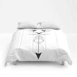 Optical Illusions Comforters